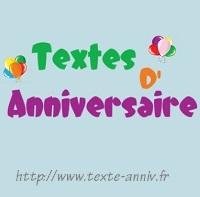 Petit texte anniversaire 1 an
