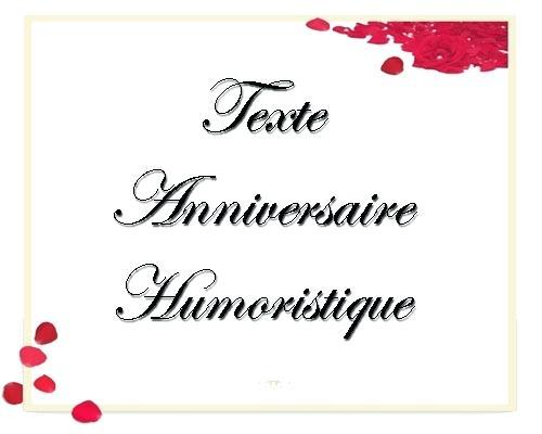 Texte humour pour invitation anniversaire 1 an