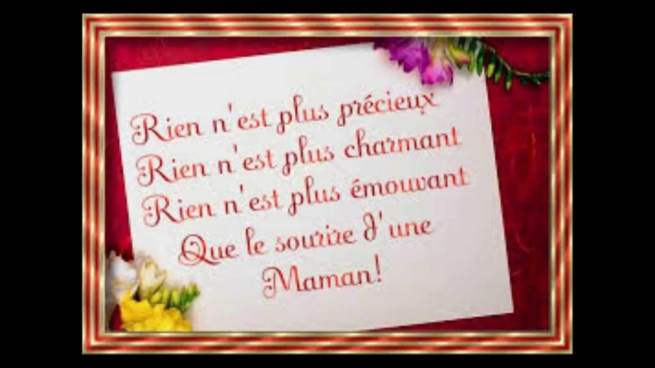 Texte anniversaire pour belle maman