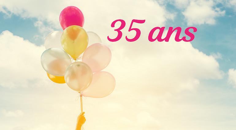 Texte anniversaire pour ma fille de 33 ans
