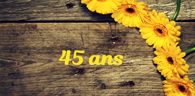 Texte anniversaire 43 ans homme