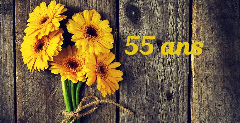 Modele texte anniversaire 50 ans soeur