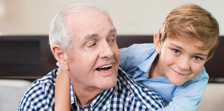 Texte pour anniversaire grand parents
