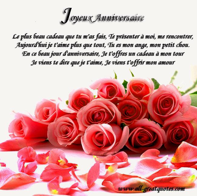 Message D Anniversaire Pour Sa Soeur Elevagequalitetouraine