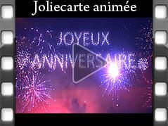 Jolie Carte Anniversaire Animee Musicale Gratuite Elevagequalitetouraine