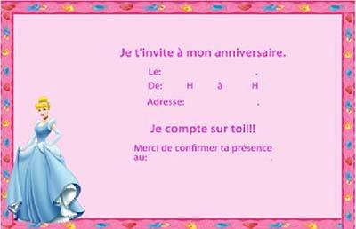 Texte Invitation Carte Anniversaire Enfant Elevagequalitetouraine