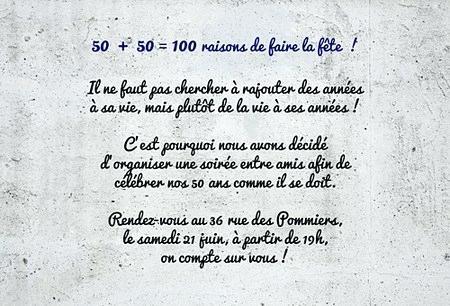 Texte Carte Anniversaire 100 Ans Elevagequalitetouraine