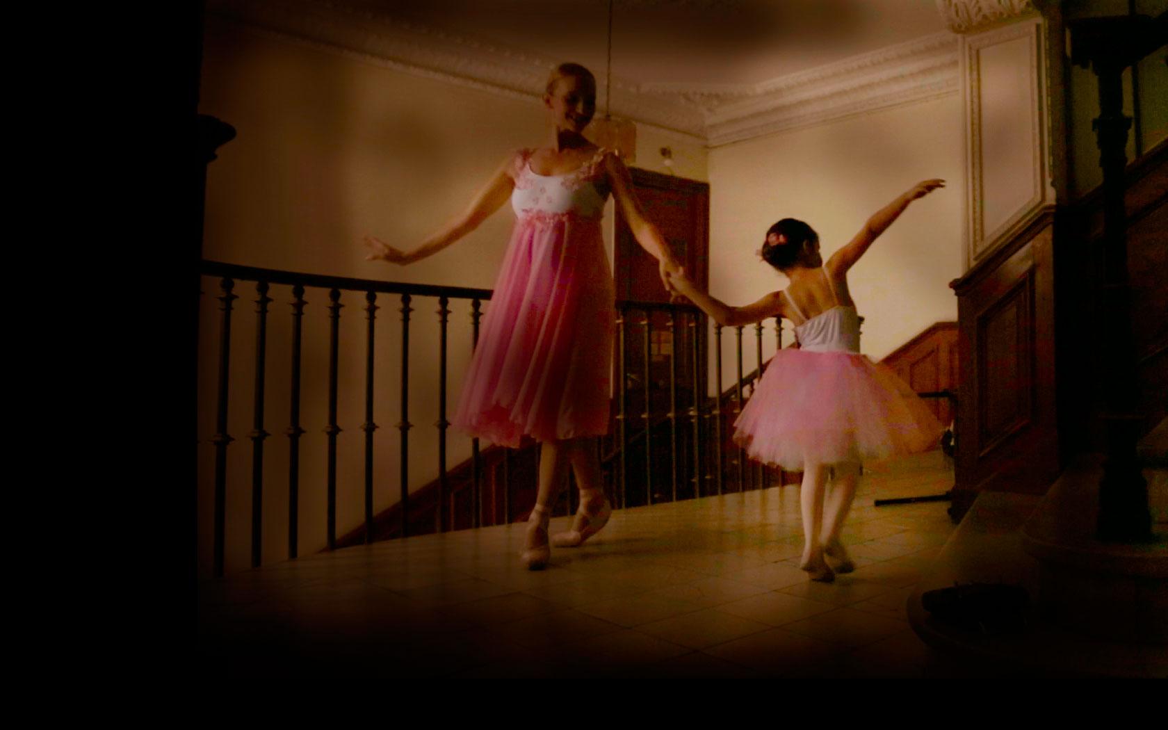 Carte anniversaire danse contemporaine