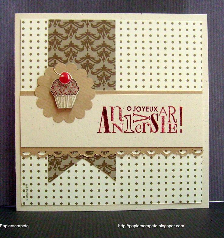 Carte Anniversaire Sur Pinterest Elevagequalitetouraine
