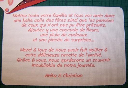 Remerciement message recu anniversaire - Elevagequalitetouraine