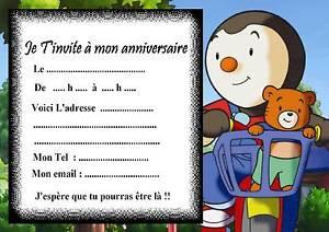 Carte Anniversaire Tchoupi Elevagequalitetouraine