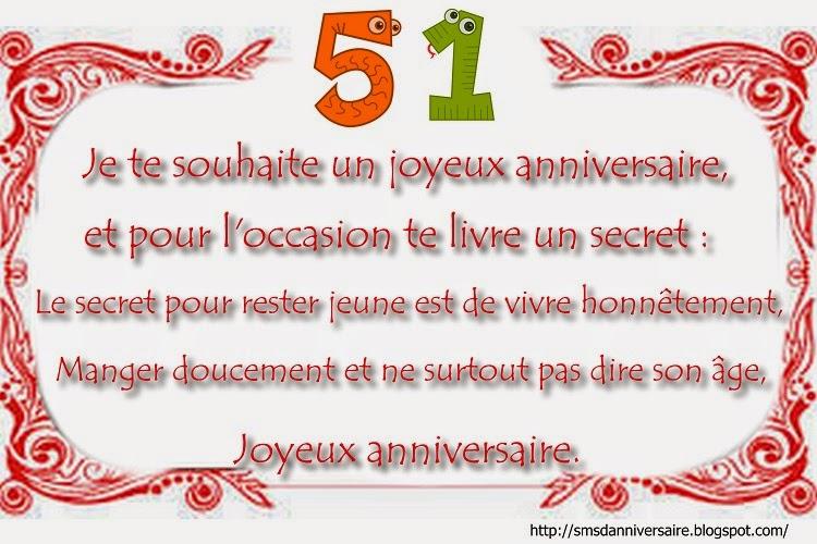 Texte De Carte Anniversaire 50 Ans Elevagequalitetouraine