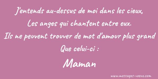 Texte Pour Anniversaire A Sa Maman Elevagequalitetouraine