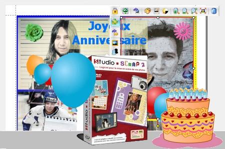 Créer une carte d anniversaire personnalisée gratuite