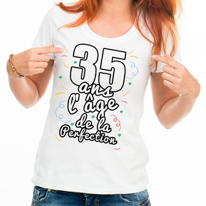 Carte anniversaire 35 ans femme