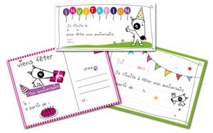 Bricolage enfant carte anniversaire