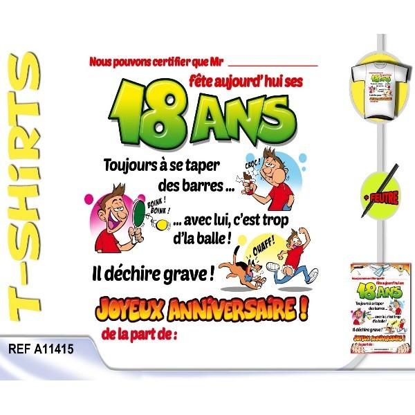 Carte Anniversaire Humoristique 18 Ans Fille Elevagequalitetouraine