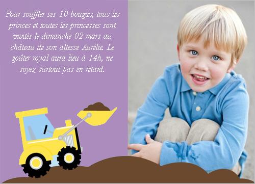 Texte pour anniversaire enfant de 3 ans