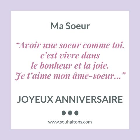 Message gratuit en français de bon anniversaire