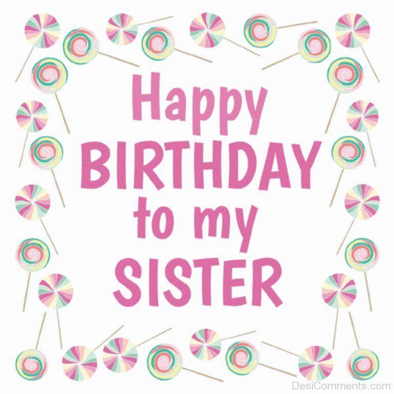 Texte anniversaire une soeur