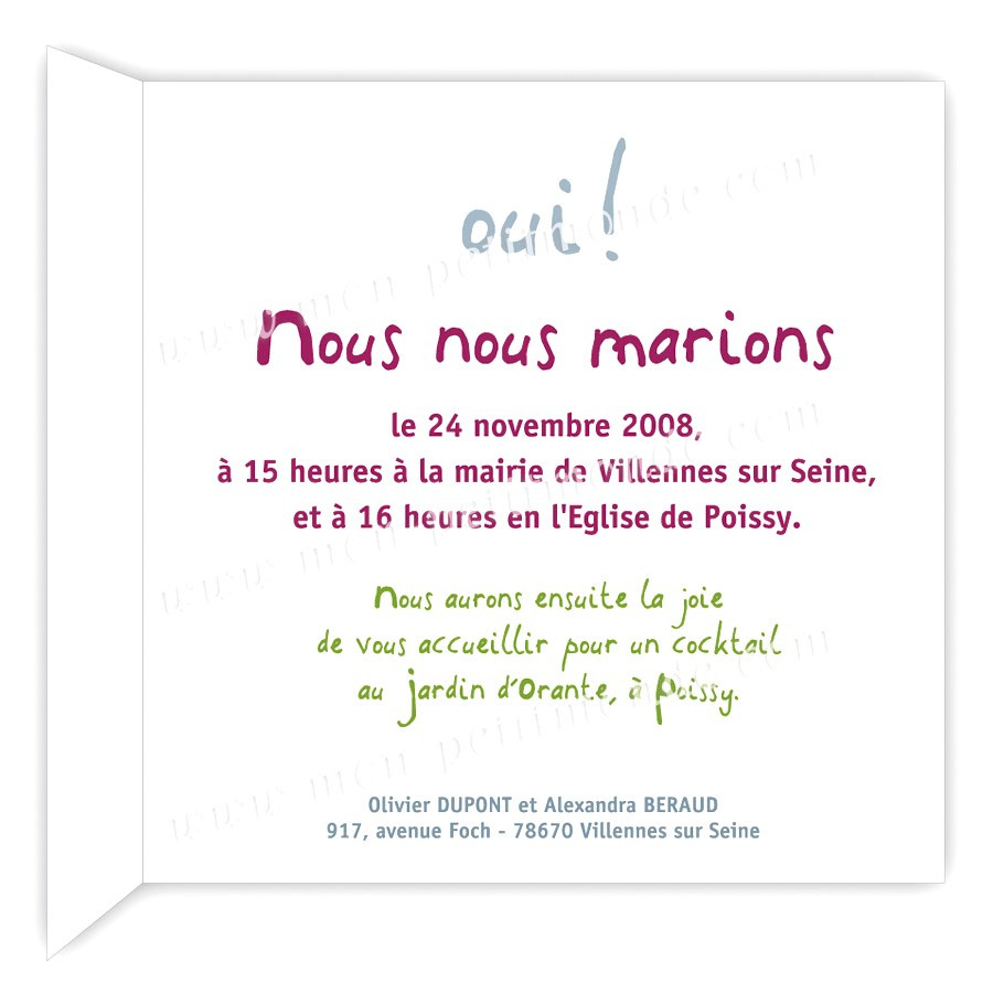 Texte invitation anniversaire 10 ans humour