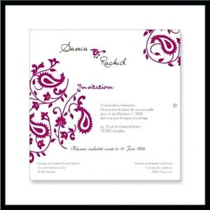 Texte invitation anniversaire mariage