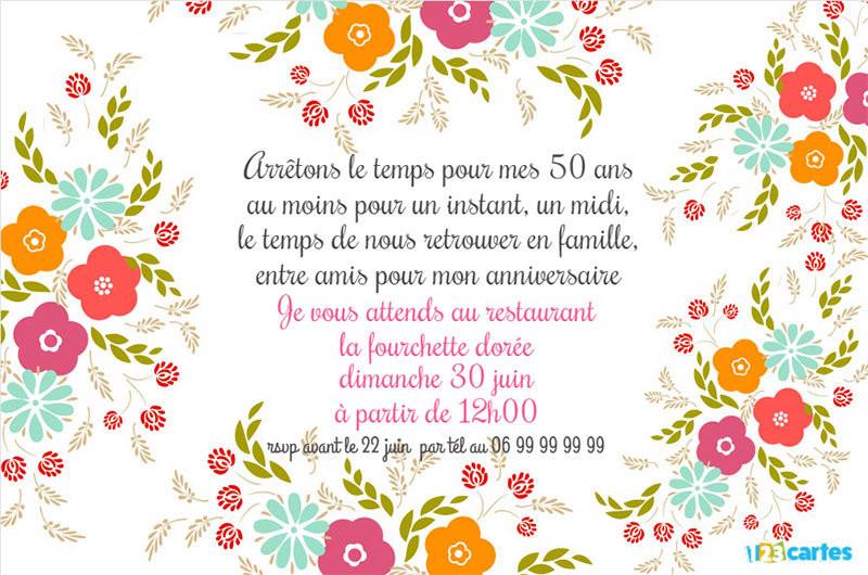 Texte humoristique anniversaire 50 ans mariage - Elevagequalitetouraine