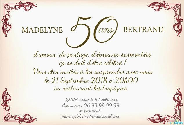 Texte invitation anniversaire 30 et 60 ans