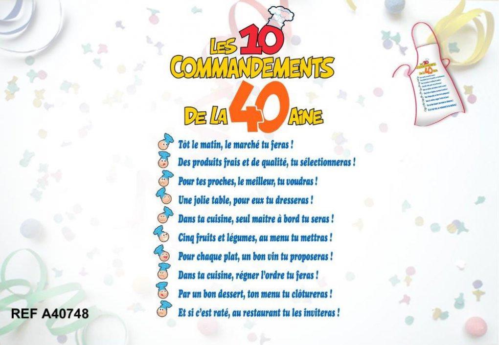 Texte Humoristique Pour Anniversaire Femme 40 Ans Elevagequalitetouraine