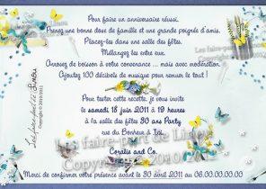Texte Faire Part Anniversaire 10 Ans De Mariage