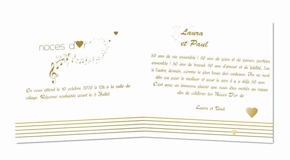 Texte Remerciement Anniversaire De Mariage 50 Ans Gratuit