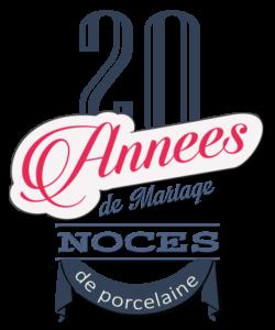 Anniversaire de mariage 20