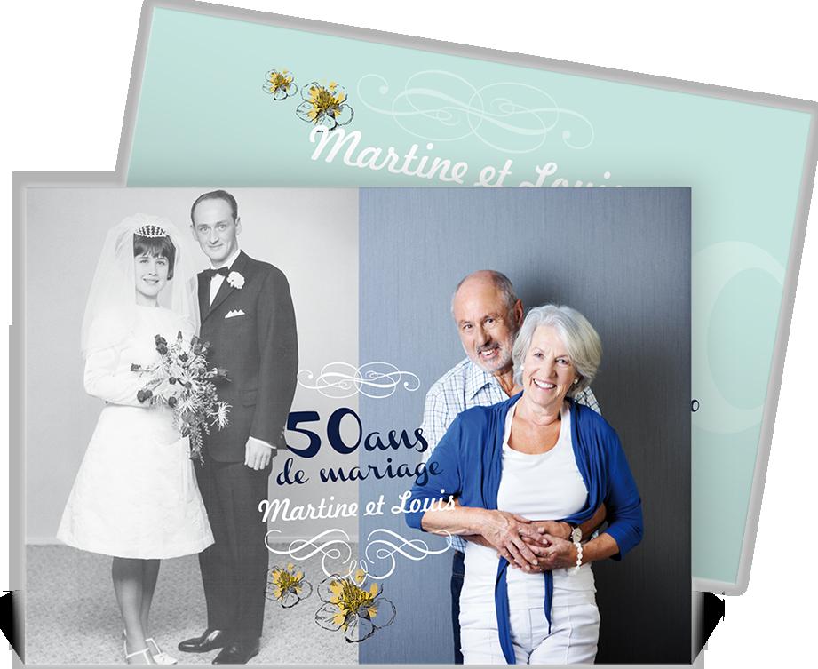 Jeux pour anniversaire 50 ans de mariage