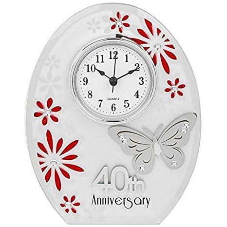 Cadeau 40e anniversaire de mariage