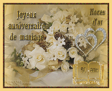 Carte Anniversaire 50 Ans De Mariage Gratuite Elevagequalitetouraine