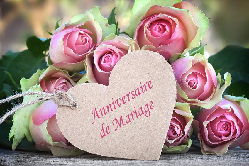 8ème anniversaire de mariage