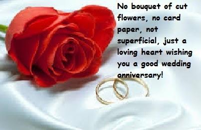 Anniversaire de mariage anglais