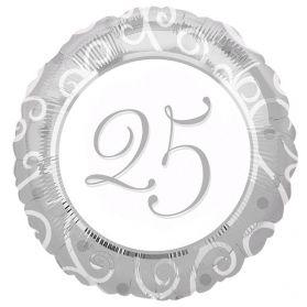 25e anniversaire de mariage
