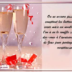 Cartes anniversaire 50 ans de mariage à imprimer