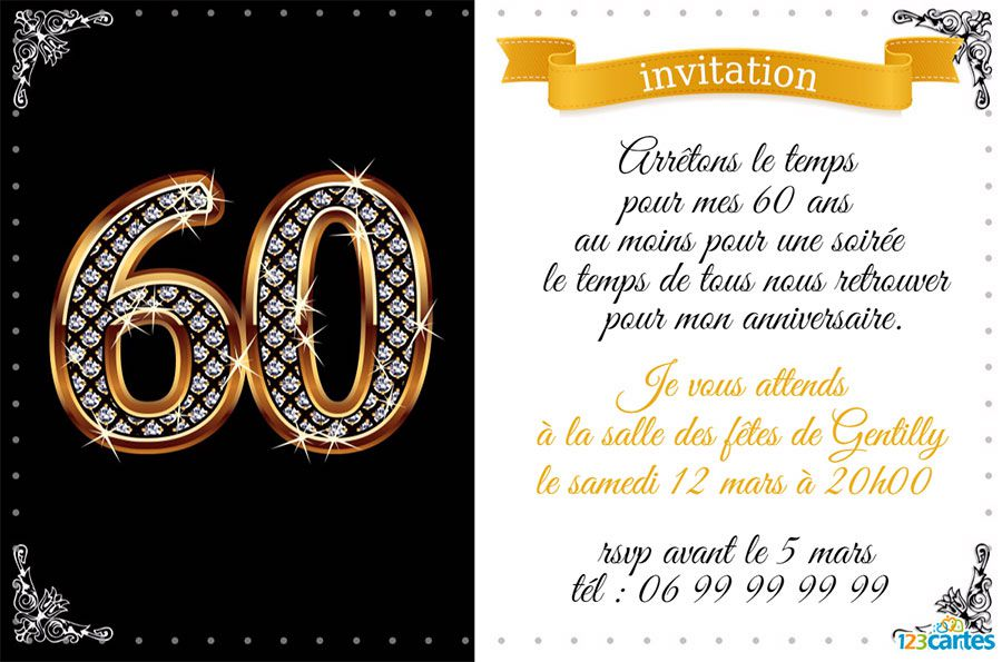 Carte Invitation Anniversaire 50 Ans De Mariage Gratuite A Imprimer Elevagequalitetouraine