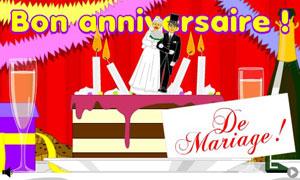 Bon anniversaire de mariage 10 ans