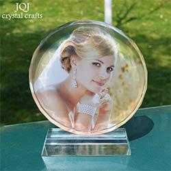 Cadeau en cristal pour anniversaire de mariage