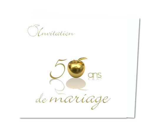Texte pour anniversaire de mariage 50 ans gratuit