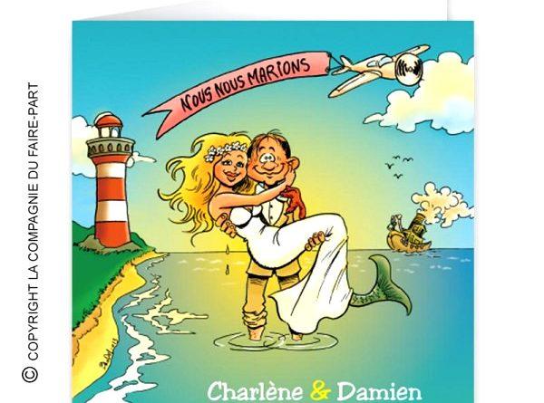 Anniversaire de mariage comique