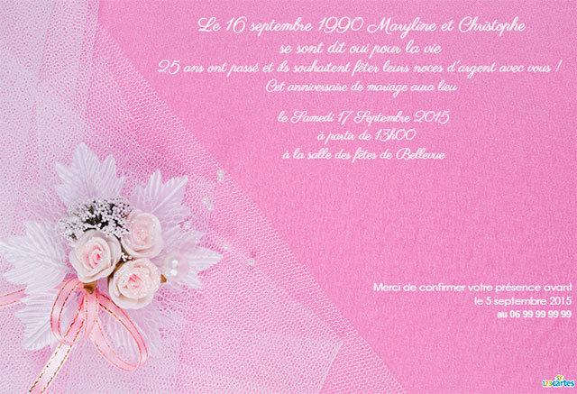 Texte anniversaire 40 ans de mariage gratuit