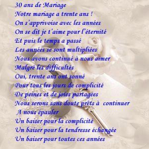 Menu anniversaire 60 ans de mariage