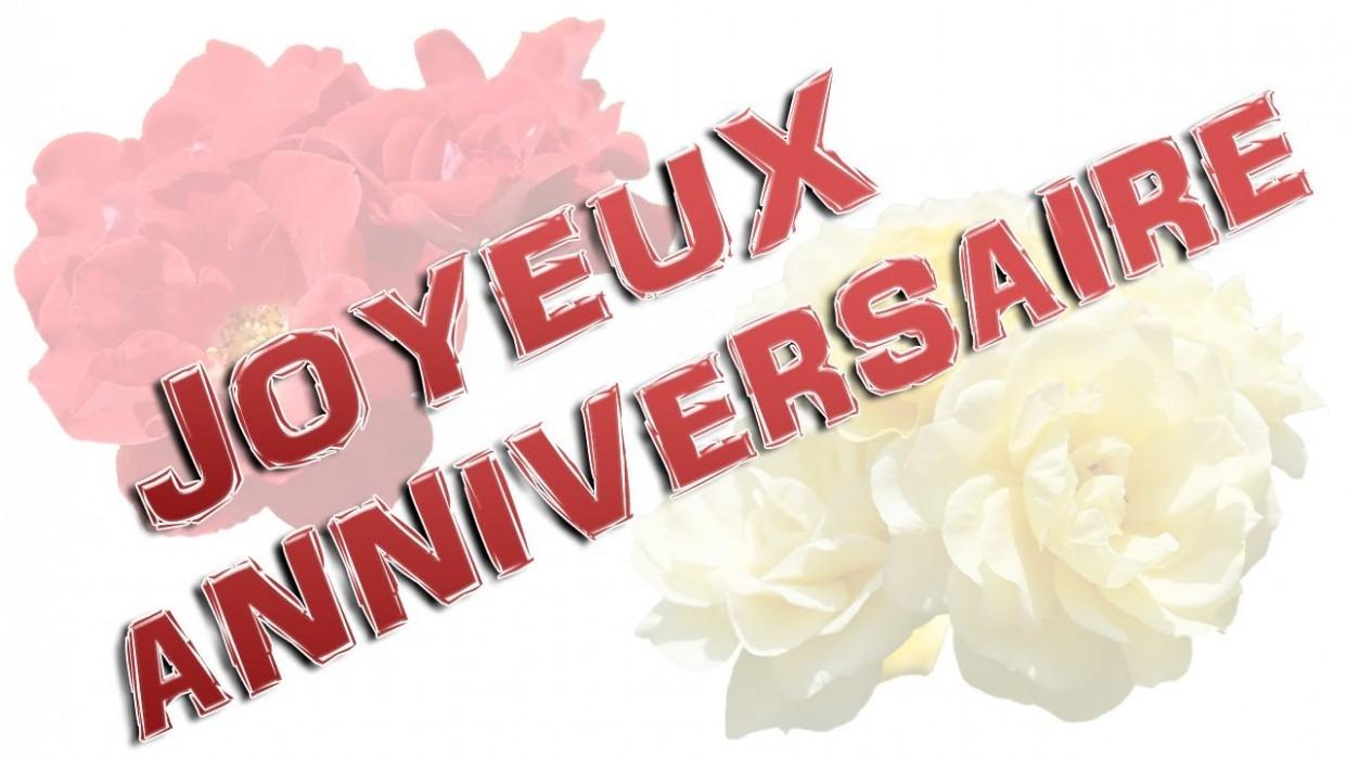 Youtube joyeux anniversaire de mariage