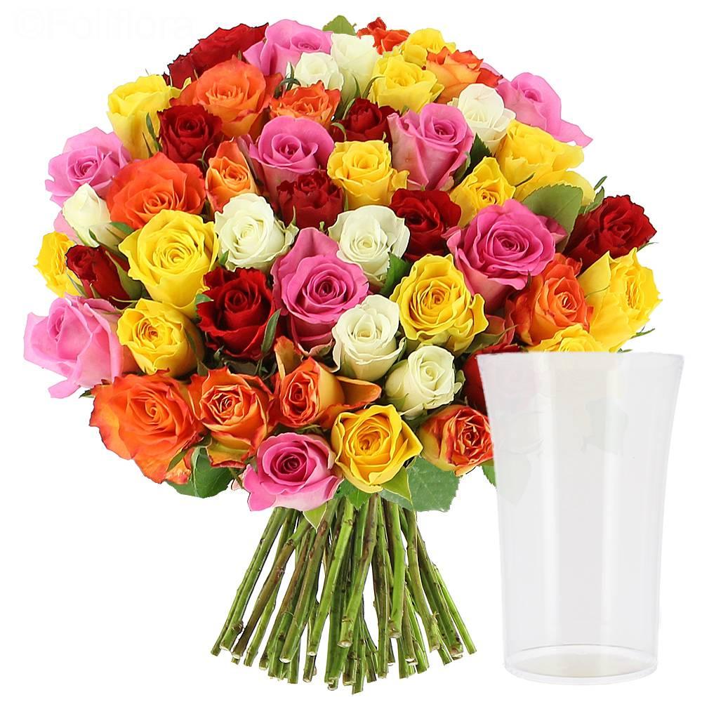 Livraison de fleurs pour anniversaire de mariage