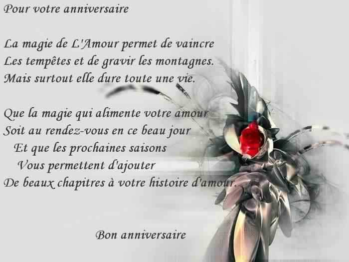 Message anniversaire 10 ans de mariage