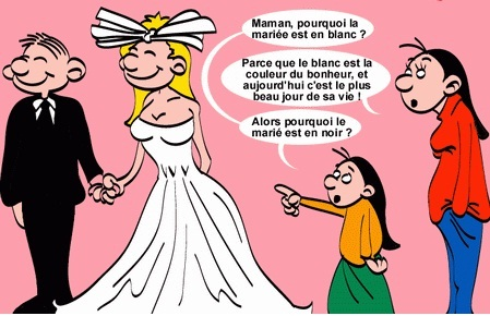 Anniversaire de mariage rigolo